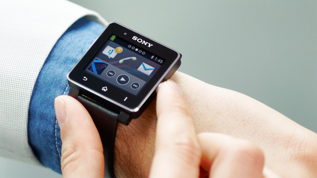 Sony's Smart Watch