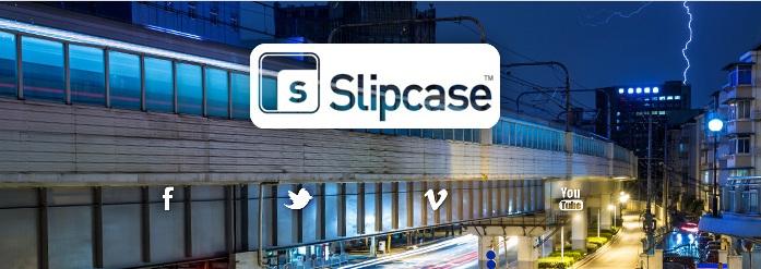 Slipcase - Banner