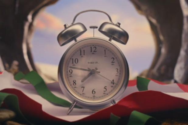 john lewis clock