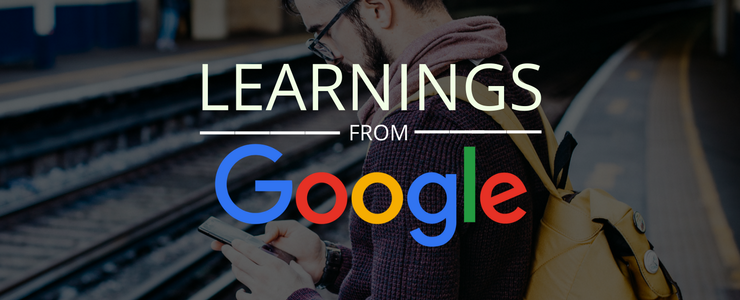 What we learnt from Google