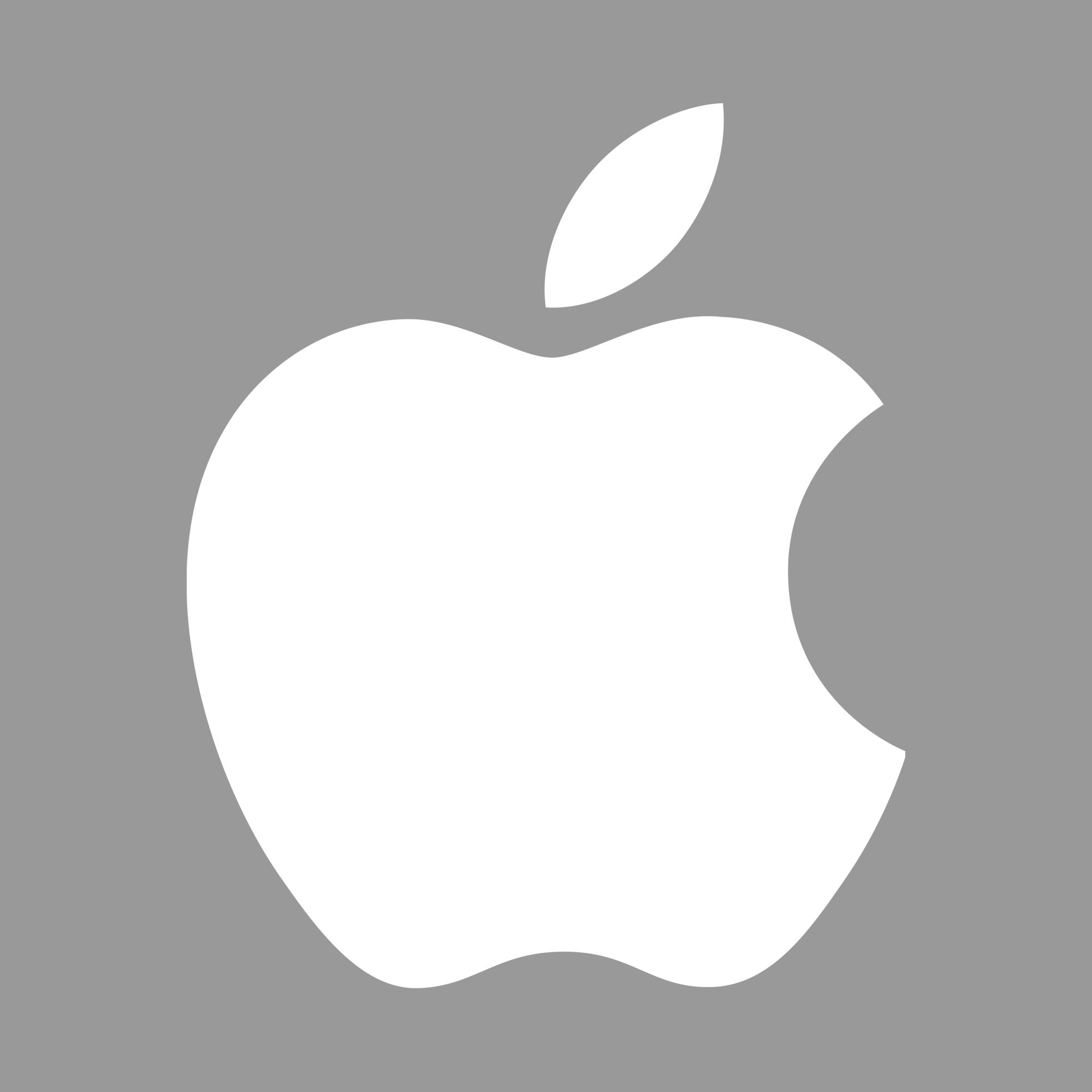 Apple LogoOfficial Apple Logo 2013